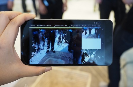 3D Telefon : Intel ve Google Telefonunuzda 3D Görüntü İstiyor