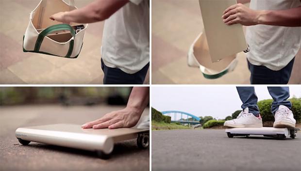 Yeni Ulaşım Aracı WalkCar!