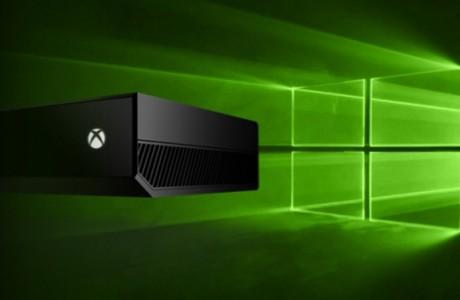 Xbox One 'a Windows 10 Güncellemesi!