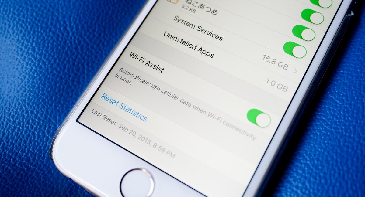 iOS9 WiFi Assist Özelliğini Kapatın! Peki Neden?