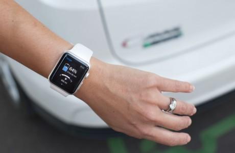 Ford Akıllı Saat Uygulaması Elektrikli Araçların Batarya Seviyesini Gösterecek!