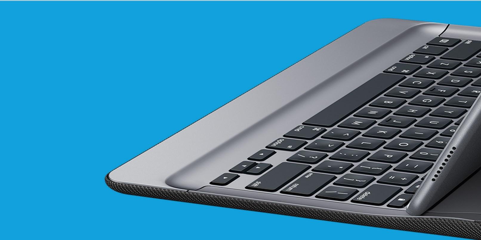 Logitech iPad Pro Klavyesi Şarja ihtiyaç Duymuyor