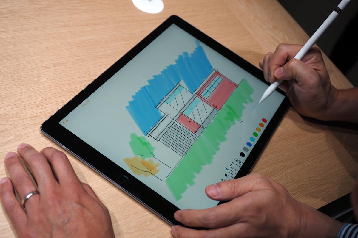 Donanım,Büyük Ekran,Klavye ve Kalem: işte Karşınızda Supersized iPad Pro!