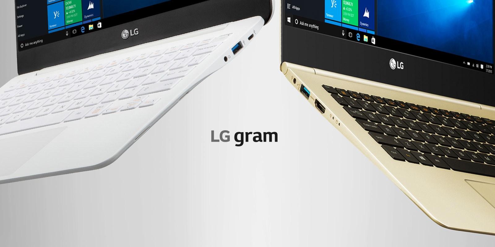 LG Gram Serisi MacBook Air'e Rakip