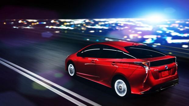 Toyota-Prius-back