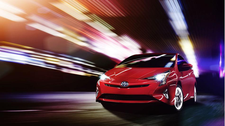 Toyota 2016 Prius En iyi yakıt Ekonomisine Sahip