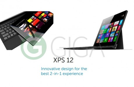 Dell XPS 12 ile Microsoft Surface Pro 3'e Rakip