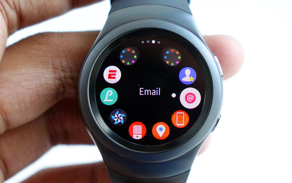 Samsung Gear S2 Smartwatch 2 Ekim'de Satışa Çıkıyor