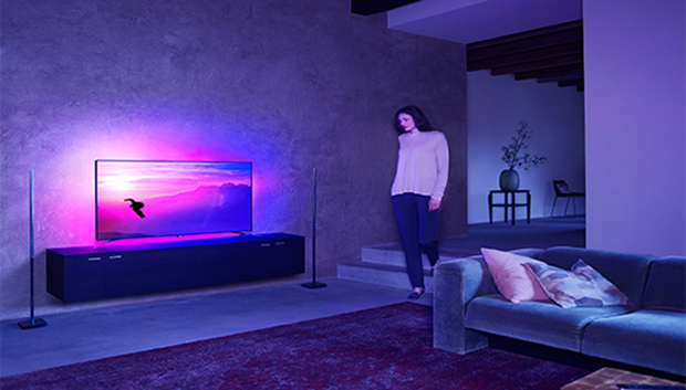 Ses Sizin İçin Önemliyse; Philips 8601 UHD TV