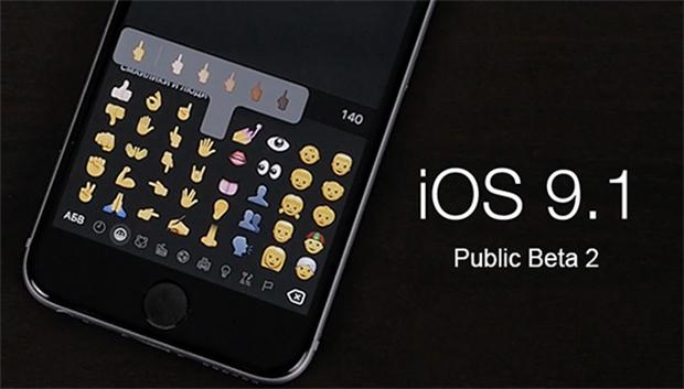 iOS 9.1 Beta 2 Kullanıcılara Sunuldu!