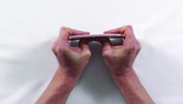 iPhone 6s Plus Bükülüyor mu? İşte Test Sonuçları!