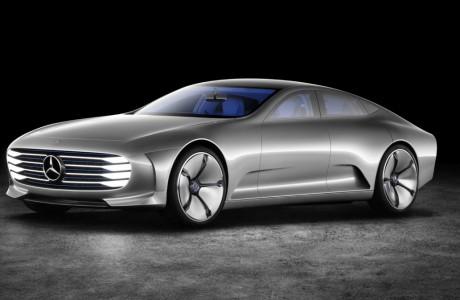 Mercedes-Benz Akıllı Aerodinamik Otomobil