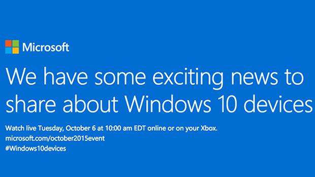 6 Ekim'de Microsoft Bombaları Patlatıyor