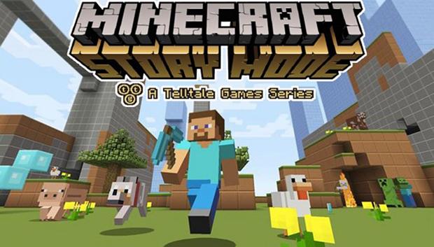 Minecraft: Story Mode Yayın Tarihi Açıklandı!