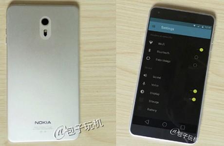 Yeni ve Android'li Nokia