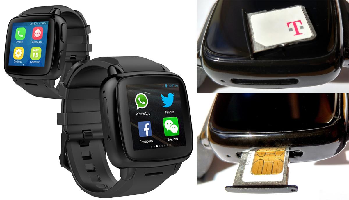 Hem Akıllı Saat Hem Telefon Hem de Android