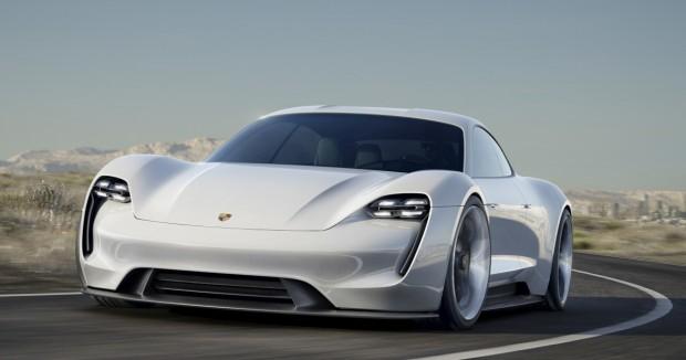 Porsche Mission E Fiyatı