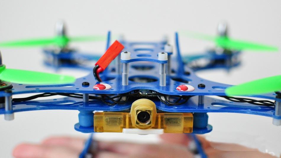 Qualcomm Drone ChipMaker Olmak istiyor!