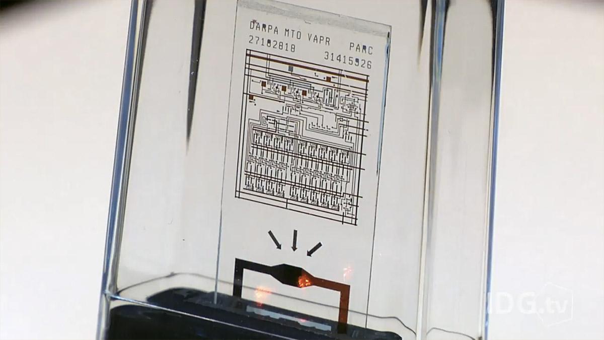 Kendini imha Eden Bilgisayar Çipi Geliştirildi