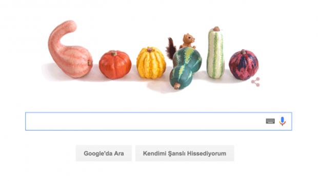Google 'dan Sonbahar Ekinoksu