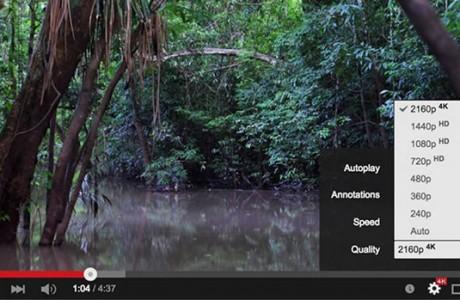 Google VP10 Teknolojisini 4K Videolar İçin Geliştiriyor
