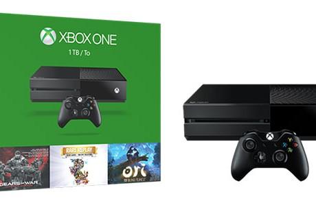 1TB Xbox One ile Gears of War Bundle Geliyor