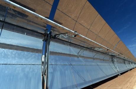 Fas Afrika'nın En Büyük Güneş Santrali Projesi Noor 1'i Başlattı!