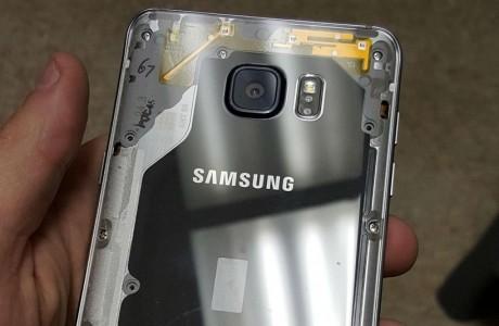 Karşınızda Şeffaf Samsung Galaxy Note 5