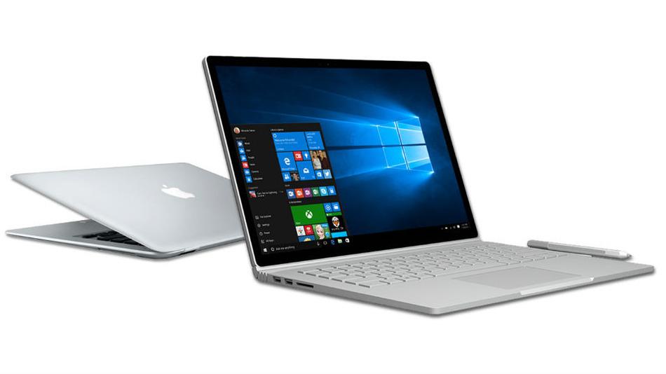 MacBook'tan Surface Book'a Geçiş