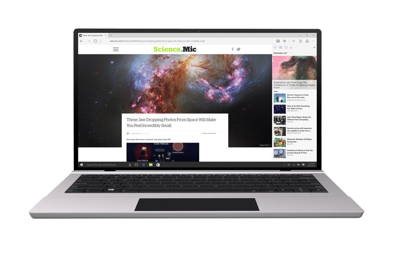 Edge Browser : Video ve Resimler Tek Tıkla TV'nizde!