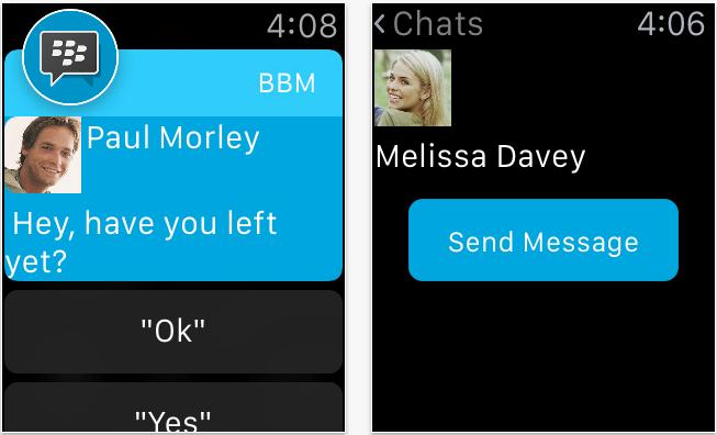 BBM WhatsApp'tan Önce Davrandı!