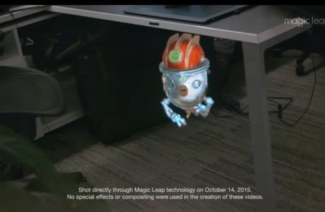 Magic Leap : Artırılmış Gerçeklik Teknolojisi ilk Demo!