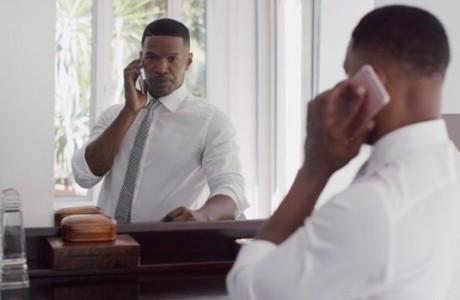 Jamie Foxx iPhone 6S Reklamlarında Başrolde