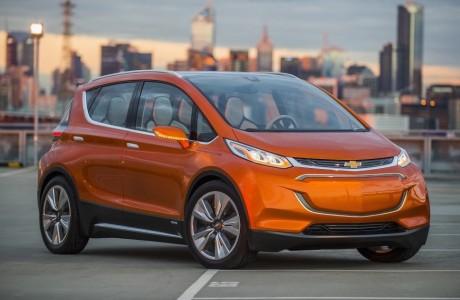 GM ve LG :  Elektrikli Chevy Bolt için Ortak Çalışacak!