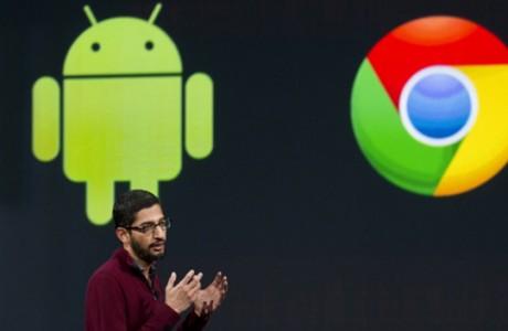 Chrome OS ile Android Birleşiyor!