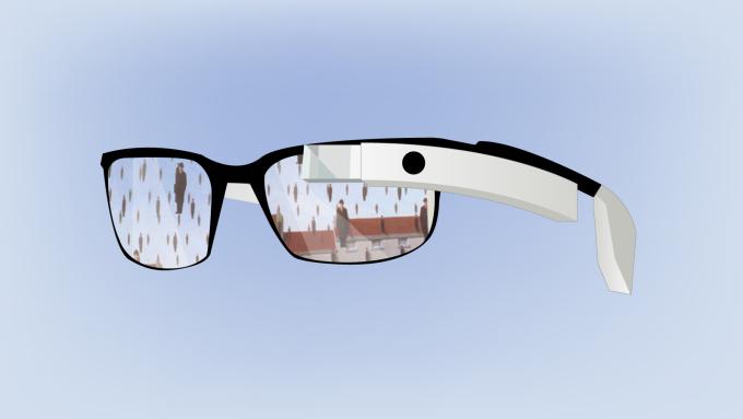 Google Gözlüğüne Halogram Görüntü Ekliyor