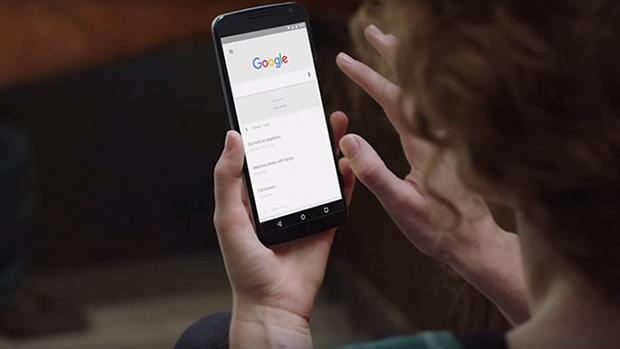 Google mobil arama yeni videolar n yay nlad