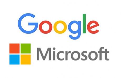 Google ve Microsoft Patent Savaşını Sona Erdirdi!
