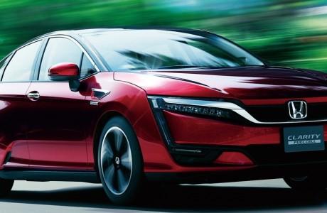 Honda Clarity Full Cell : Yeni Nesil Elektrikli