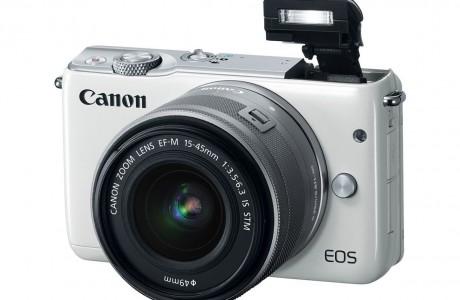 Canon EOS M10 : Yeni Başlayanlar için Tasarlandı!