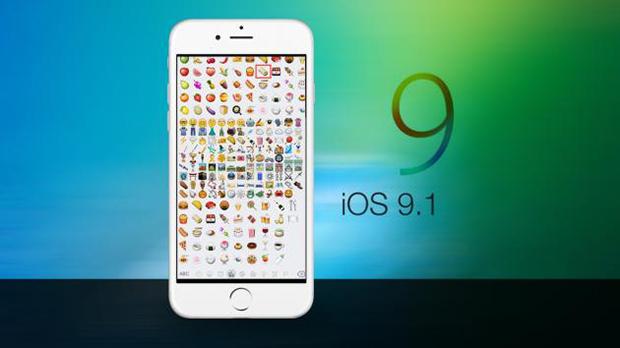 iOS 9.1 Yayınlandı!