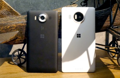 Lumia 950 ve Lumia 950 XL: Hafif ve Güçlü Windows Phone