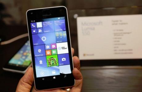 Microsoft, HTC ve LG'yi Geçti!