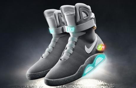 Güç Bağacıklı Nike Mag 2016 Baharında Satışa Çıkıyor
