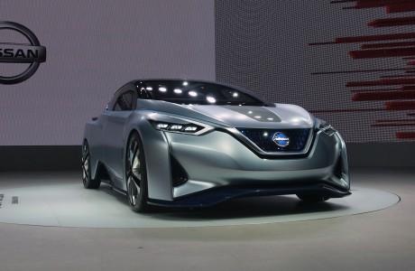 Nissan IDS Consept : Size Restoran Önerileri Sunacak!