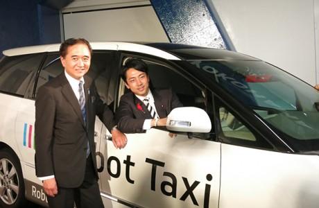 2016'da Sürücüsüz Taksi Testleri Başlıyor!