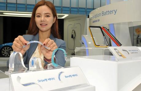 Samsung Yeni Şerit ve Band Pilleri %50 Daha Verimli
