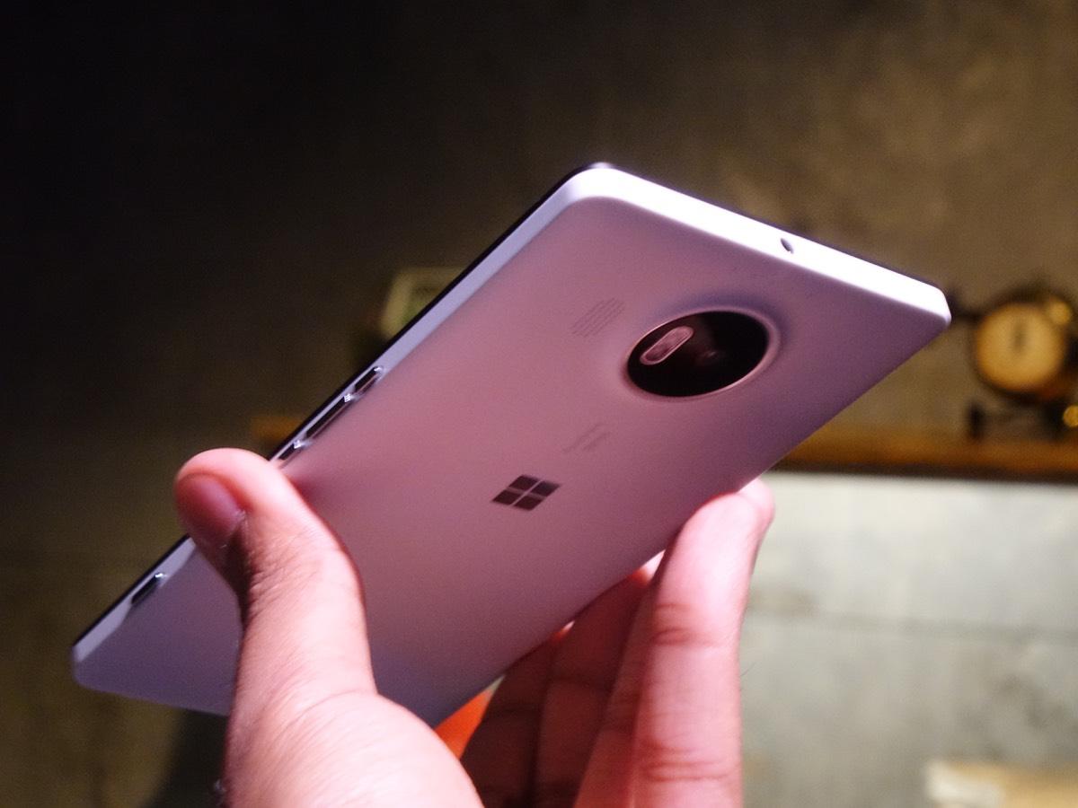 Lumia 950 XL : iPhone 6S Plus ve Nexus 6P ile Karşılaştırma