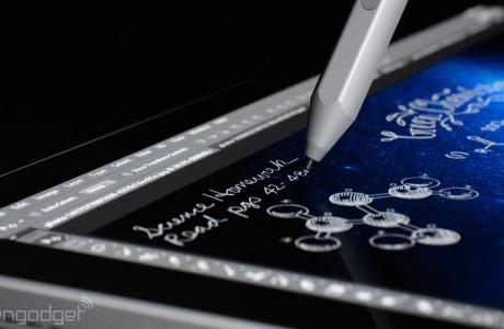 Microsoft Surface Pen : Sanatçılar Çok Sevinecek