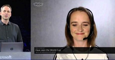 Skype'tan Yeni Hizmet; Anlık Tercüme!